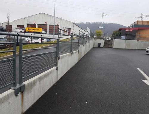 Parkplatz Forbach