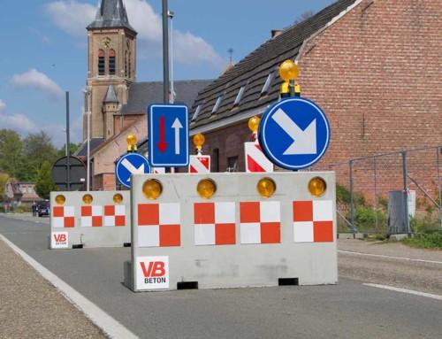 Sicherheitsabsperrung VIPA Groezrock